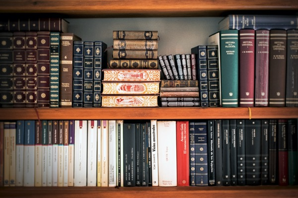 Law Book Shelve